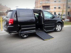 Accessible Taxi Fleet Toronto