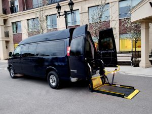 Wheelchair Taxi Toronto
