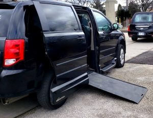 wheelchair accessible Taxi Markham